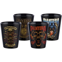 Pantera Shot Glass Set
