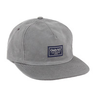 Only NY: Wax Hunting Polo Hat - Coal