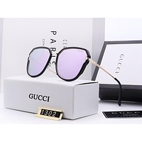 GUCCI chic casual lady sunglasses are hot sellers of polarized hd sunglasses