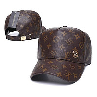 LOUIS VUITTON Fashion Snapbacks Cap Women Men LV Sports Sun Hat Baseball Cap