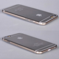 """Ultra Thin Transparent Crystal Clear Soft TPU Case Skin Cover For iPhone 6 4.7"""""""