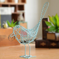 Pastoral Style Iron Decoration 3-color Simple Design Gifts Home Decor [6281748678]