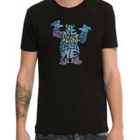 Disney Monsters, Inc. We Scare Because We Care T-Shirt