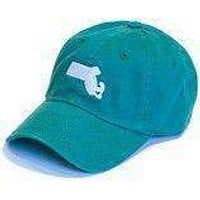 Massachusetts Boston Gameday Hat in Green by State Traditions