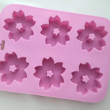 Sakura Silicone Mold for Cake