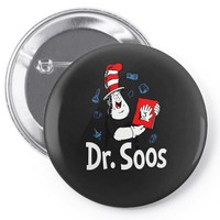 dr Pin-back button