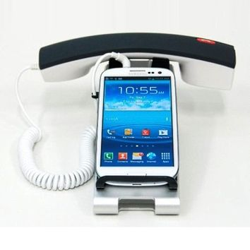 Waldorff's: iClooly Phonestand Plus Phone Handset and Desktop Stand $40.00