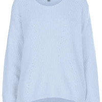 Knitted Clean Rib Jumper - New In This Week  - New In