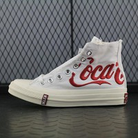 Converse Kith x Coca-Cola x Converse Chuck Taylor All Star 1970s Fashion Canvas Flats