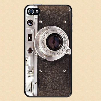 Iphone case Old Vintage Camera  Iphone 4 case cool awesome Iphone 4s case