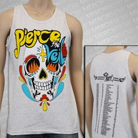 """Skull Ash Tank Top """"Sale! Final Print!"""" : PTV0 : MerchNOW - Your Favorite Band Merch, Music and More"""