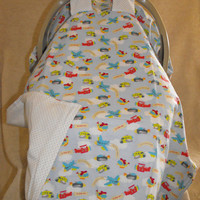 Infant Baby carseat tent canopy cover  perfect for a baby gift Free Shipping
