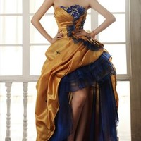 Sun and Moon Drama/ Evening Dress from ANGELWED