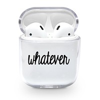 Whatever Airpods Case