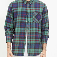 Tartan Plaid Flannel Shirt