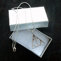 Magical Fantasy Necklace Pendant Charm 925 Silver--free Gift BOX
