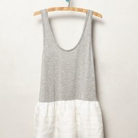 Ruffled Chasse Tank by Wolven Grey