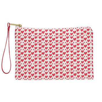 Allyson Johnson Cute little Hearts 1 Pouch