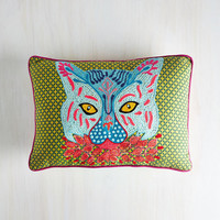 Boho Coying with the Idea Pillow by Karma Living from ModCloth