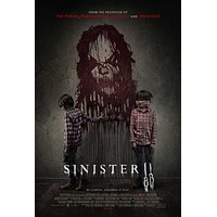 Sinister 2 27x40 Movie Poster (2015)