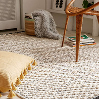 Pala Textured Loop Rug | Urban Outfitters