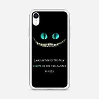 Alice In Wonderland Poster Art Disney iPhone XR Case