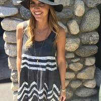 Sheer Dotted Meadow Dress