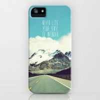 never lose your sense of wonder iPhone & iPod Case by Sylvia Cook Photography