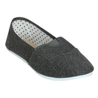 Zoey Jersey Slip On   Shop Trending Now at Wet Seal