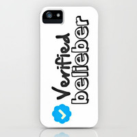 verified belieber! iPhone Case by calm oceans™ | Society6