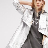 Free People Drifter Trench