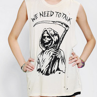 Urban Outfitters - UNIF We Need To Talk Muscle Tee