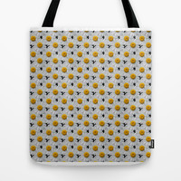 DAISY CHAINS Tote Bag by catspaws