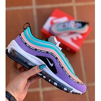 shosouvenir Nike Air Max 97 Have A Nike Day Hundreds of leisure sports jogging shoes