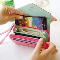 Cute Purse for Phone red