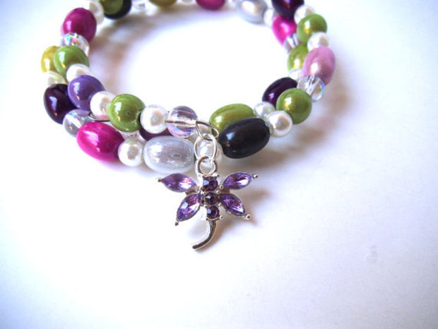 Jewelry & Watches Enthusiastic Bead Bracelet 7/8 Inch