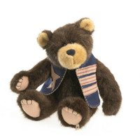 """Boyds by Enesco  14"""" PAW Dealer Exclusive - Bubba Bearyproud Plush NWT4028324"""