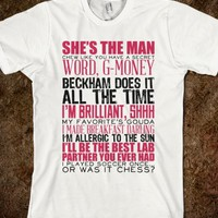 SHE'S THE MAN QUOTES