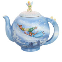 Disney Peter Pan You Can Fly Teapot