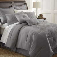 PCT Home Collection 8 Piece Comforter Set-Savannah -King
