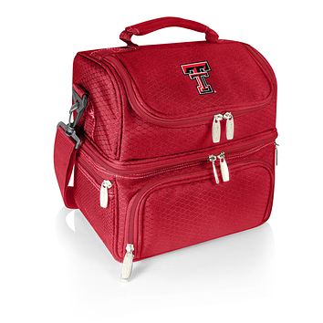 Texas Tech Red Raiders - Pranzo Lunch Cooler Bag, (Red)