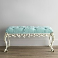 """""""Fontanne"""" Bench - Horchow"""