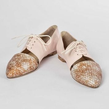 Anoud Oxford Shoes for Women by Lordess- Primitive 2.0