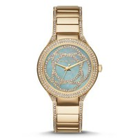 Kerry Mother-of-Pearl and Gold-Tone Watch | Michael Kors