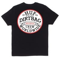 HUF | DIRTBAG SEAL POCKET TEE