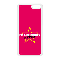 Celebrity Hater White Hard Plastic Case for Amazon Fire Phone by Chargrilled
