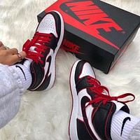 Jordan 1 Retro High classic all-match casual sneakers shoes