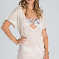Billabong - Summer Infinity Tunic Dress | White Cap
