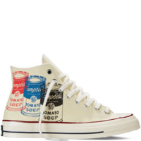 Converse Converse All Star Chuck '70 Andy Warhol Natural Hi Top