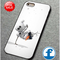 Disney Frozen, Olaf The Snowman Dance  for iphone, ipod, samsung galaxy, HTC and Nexus PHONE CASE